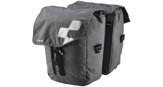 Cube City - Sac porte-bagages - gris